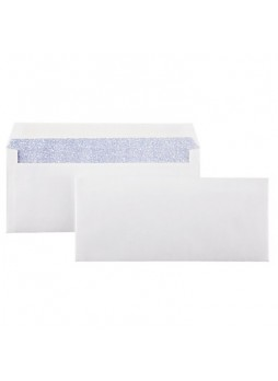 "Business Source Business Envelopes, BSN04467, #10, 4.12"" x 9.50"", 24lb, Gummed, Wove, Box of 500"