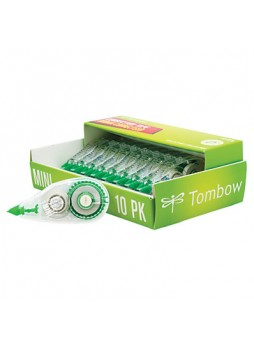 Tombow 68721 Mono Hybrid-Style Correction Tape, Pack of 10