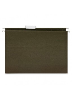 Business Source 17533 Standard Hanging File Folder, Letter size, Pack of 25