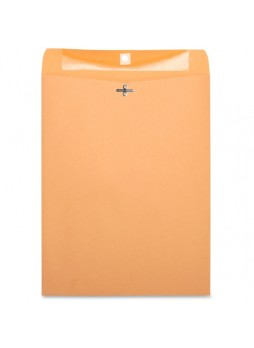 "Business Source, Heavy duty Clasp Envelope, 10"" x 13"",  28lb, ref. 36665, box of 100"