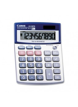 Canon LS100TS LS100TSG Mini-desktop Calculator, 10 digits, Each