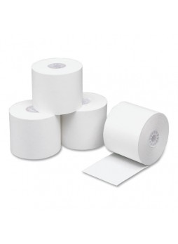 "Sparco 25348 Thermal Paper Roll, 2.25"" x 165ft, Pack of 3"