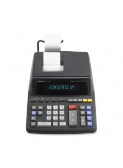 Sharp EL2196BL EL-2196BL Printing Calculator, Each