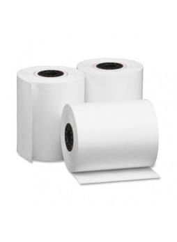 "Thermal Paper Roll, 2.25"" x 80ft, Box of 50"