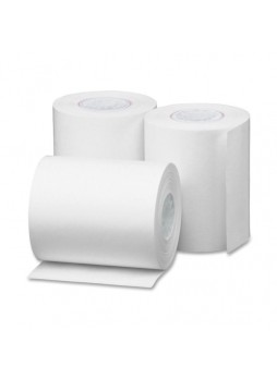 "Thermal Paper Roll, 2.25"" x 85ft, Pack of 3"